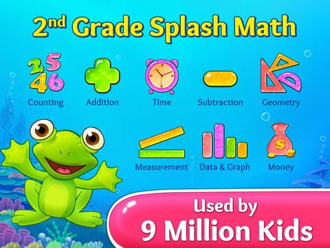 2nd Grade Math Learning Games screenshot 6