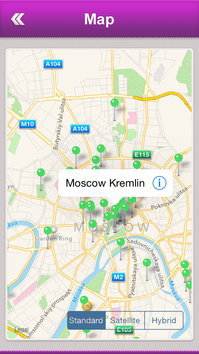 Russia Tourism Guide screenshot 4