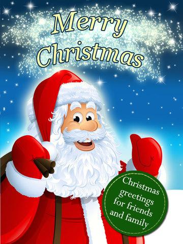 Merry Christmas Greetings - Holiday and Saison's Greetings screenshot 5