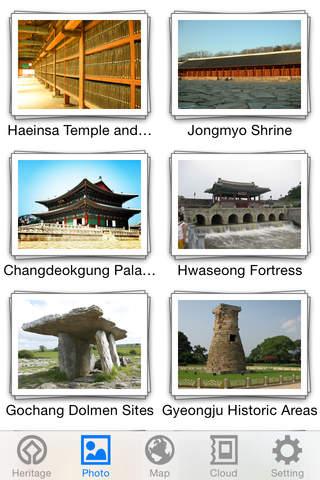 World Heritage in Korea - náhled