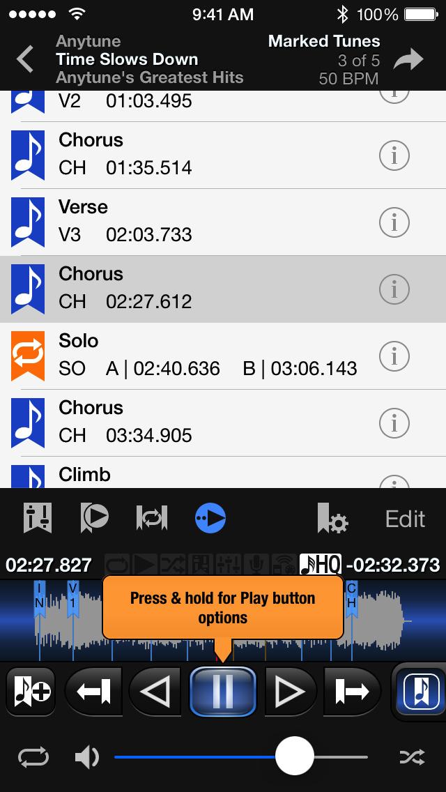 Anytune Pro screenshot 3