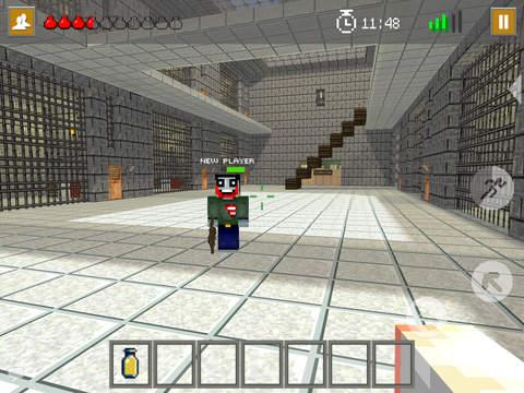 Cops N Robbers (Jail Break) - Survival Mini Game screenshot #3