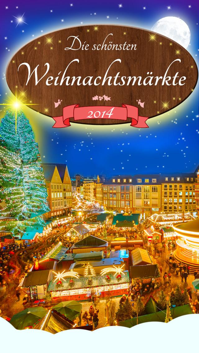Weihnachtsmärkte 2014 - Weihnachtsmarkt-Suche: Advent + Weihnachten screenshot 1