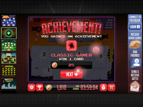 Atari Scratchers screenshot 7