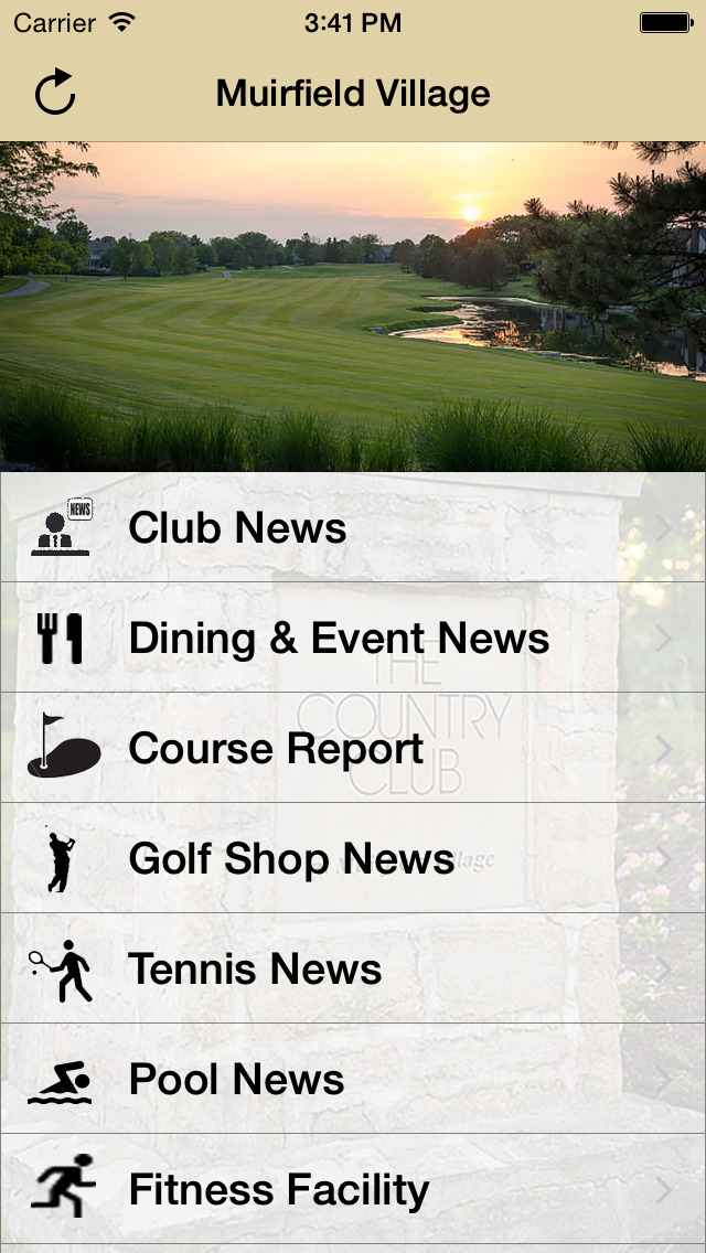 The Country Club at Muirfield Village screenshot 2