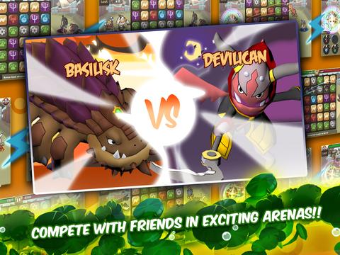 Mini Monster Mania screenshot 9