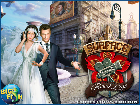 Surface: Reel Life HD - A Supernatural Hidden Object Mystery screenshot 5