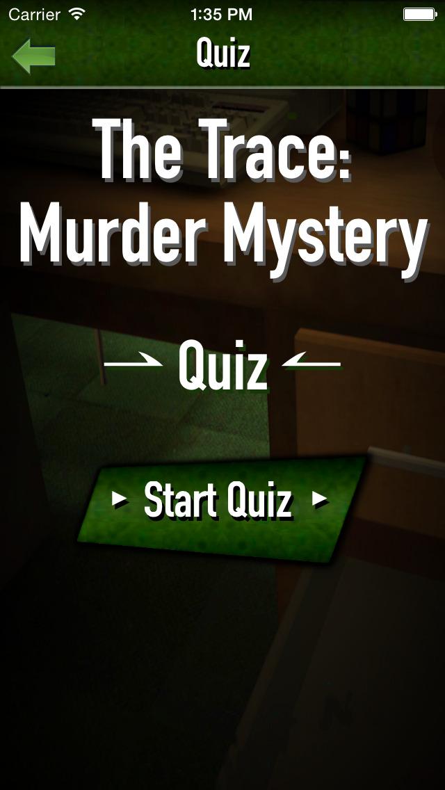 Walkthrough for The Trace Murder Mystery screenshot 2