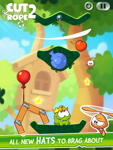 Cut the Rope 2 screenshot #4