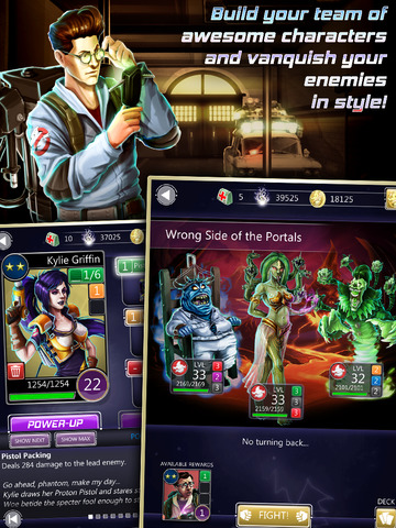 Ghostbusters Puzzle Fighter screenshot 7