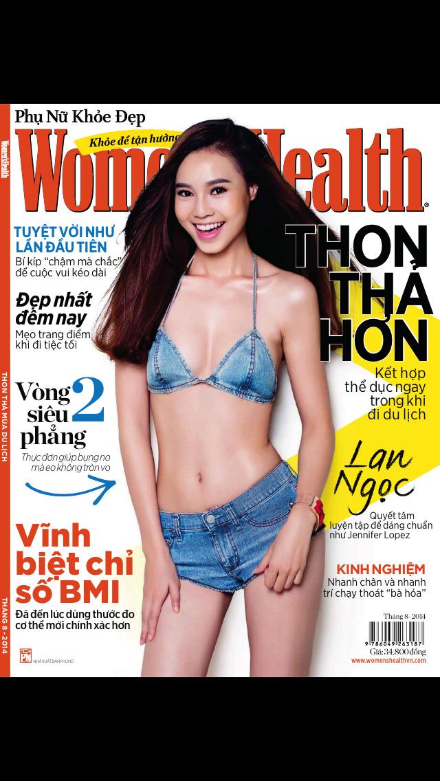 Women's Health Vietnam screenshot 1