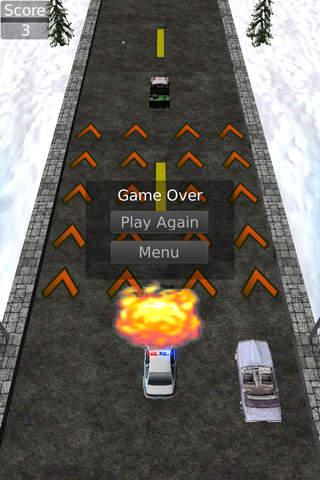 Highway Police Car Chase Smash Bandits 3D - náhled