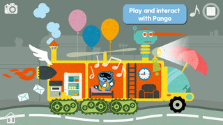 Pango Imaginary Car screenshot 4