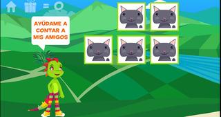 Play & Learn Spanish - Farm screenshot 5