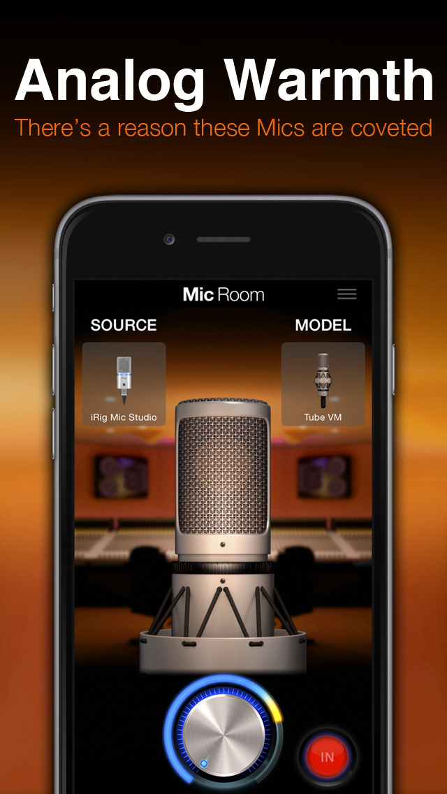 Mic Room LE screenshot 3