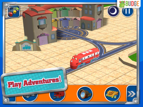 Chuggington Traintastic Adventures Free – A Train Set Game for Kids screenshot #2