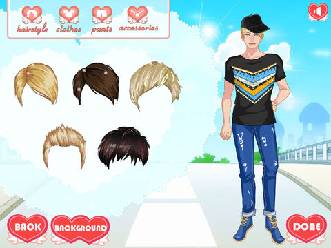 Teen Couple Style screenshot 9