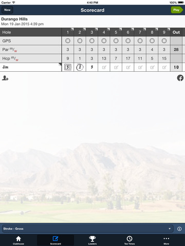Durango Hills Golf Club screenshot 8