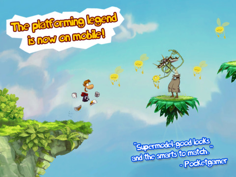 Rayman Jungle Run screenshot 7