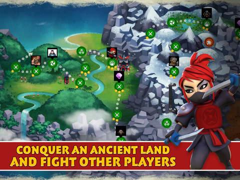 Samurai Siege: Alliance Wars screenshot 9