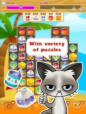 Pet Paradise Story - Match 3 puzzle adventure screenshot 7