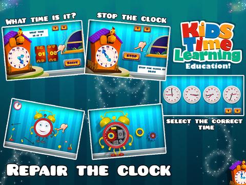 Kids Time Learning screenshot 10
