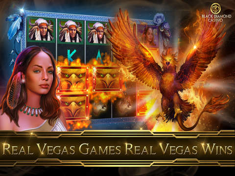 Black Diamond Stories & Slots screenshot 6
