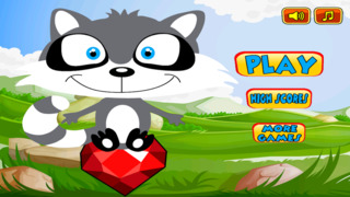 A Diamond Dangle Rope Animal Games For Free Saga screenshot 1