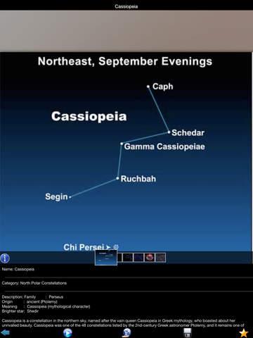 Constellations Encyclopedia screenshot 10
