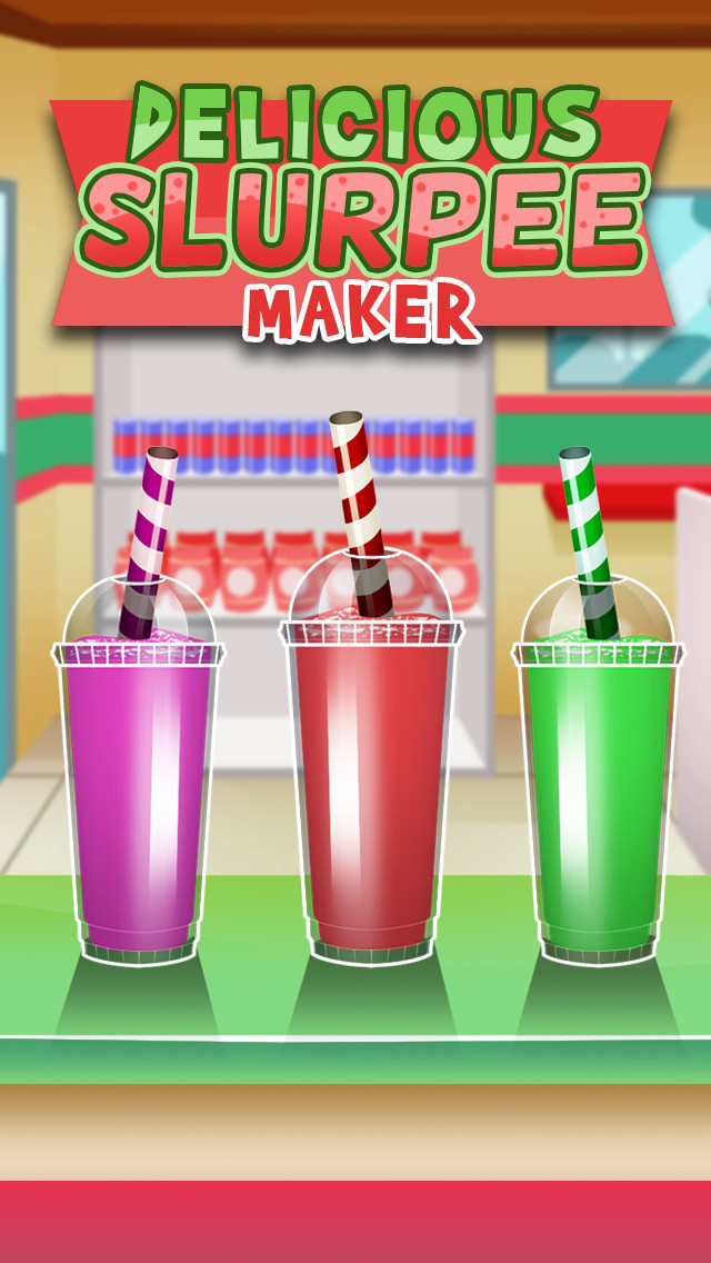 Awesome Slushy Smoothie Maker - Frozen Dessert screenshot 1
