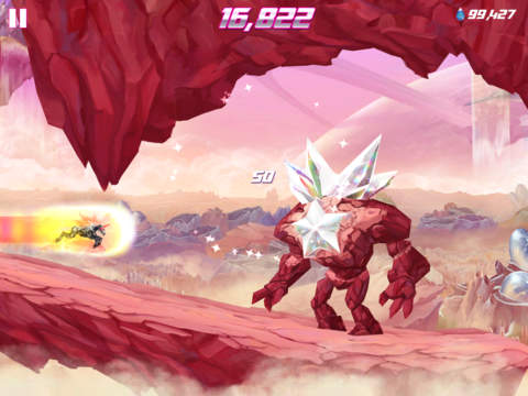 Robot Unicorn Attack 2 screenshot 9