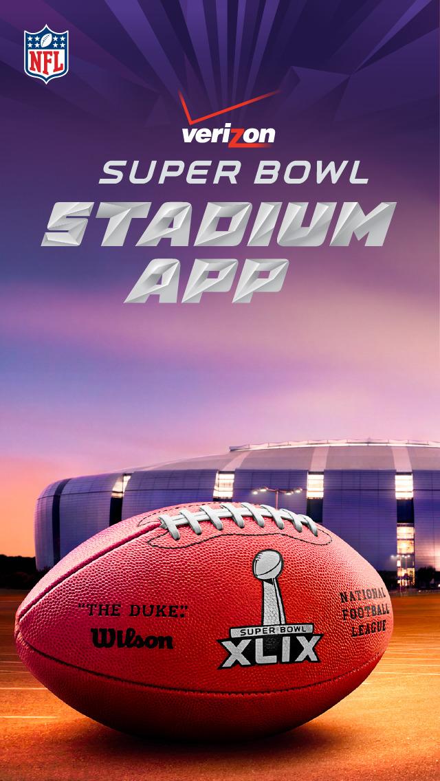 Super Bowl Stadium App screenshot 1