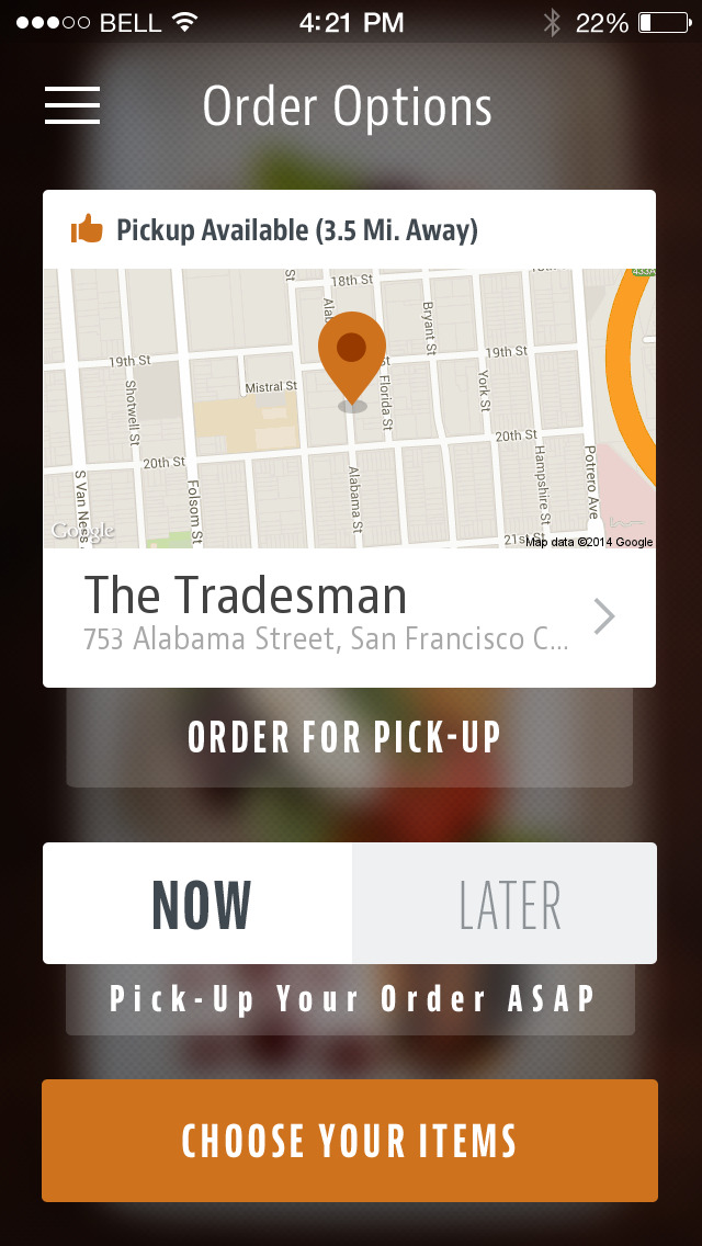 The Tradesman screenshot 2