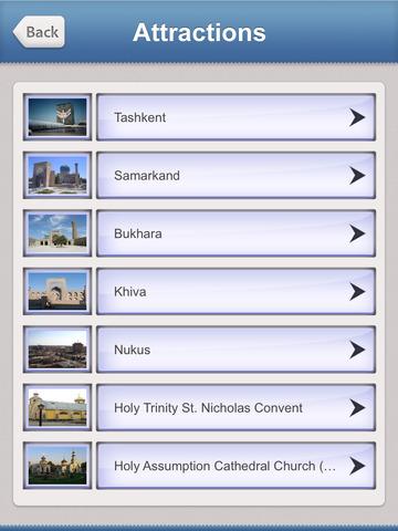 Uzbekistan Tourism Guide screenshot 8
