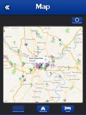 Pittsburgh Offline Travel Guide screenshot 9