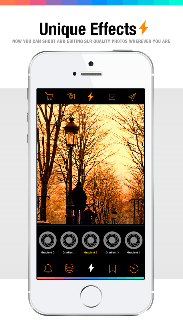 Flash 360 - camera effects plus photo editor screenshot 3