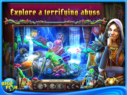 Grim Legends: The Forsaken Bride HD - A Hidden Object Mystery Game screenshot #2