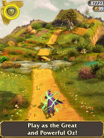 Temple Run: Oz screenshot 9