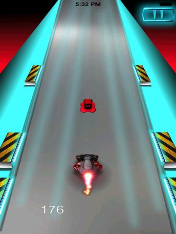 Nitro Speedway : Bad Blood In The Asphalt screenshot 9