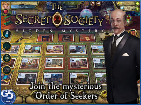 The Secret Society: Hidden Way screenshot 6