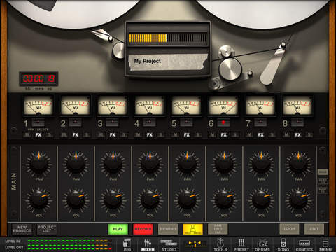 AmpliTube FREE for iPad screenshot 3
