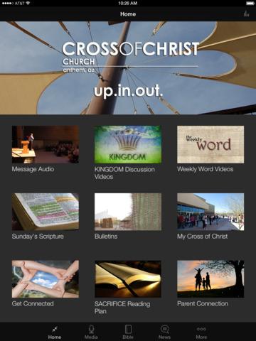 Cross of Christ Church screenshot 4