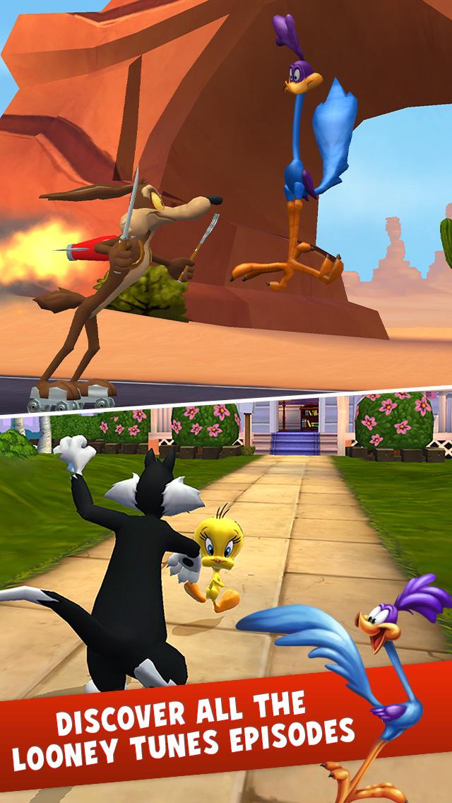 Looney Tunes Dash! screenshot 3