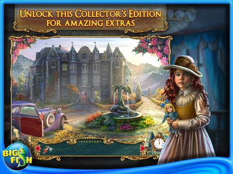 Haunted Legends: The Curse of Vox HD - A Hidden Objects Adventure screenshot 4