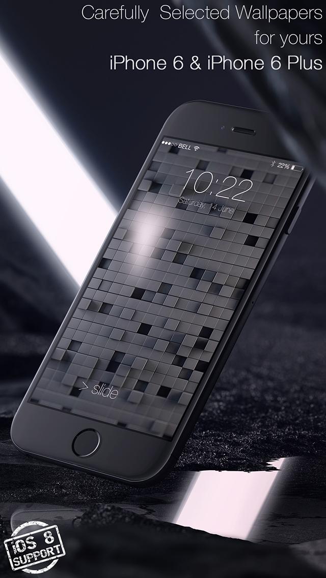 Wallpaper Plus for iPhone 7 Plus screenshot 1
