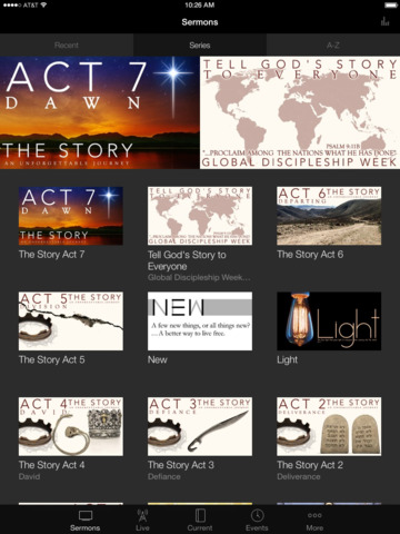 Northshore Christian Church screenshot 4