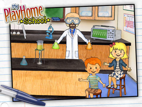 My PlayHome School screenshot 6
