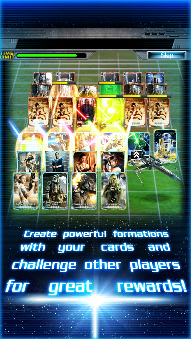 STAR WARS™: FORCE COLLECTION screenshot 1
