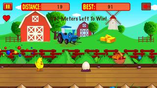 Voyage Run of a Barn Chick screenshot 2