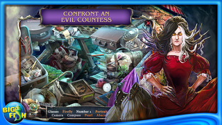 Bridge to Another World: Burnt Dreams - Hidden Objects, Adventure & Mystery (Full) screenshot 2